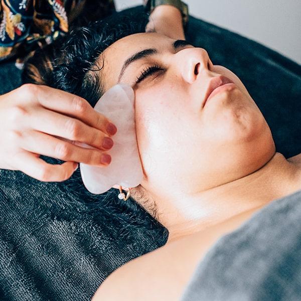 gezichtsmassage Lokeren
