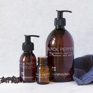 Black Pepper Skin Wash