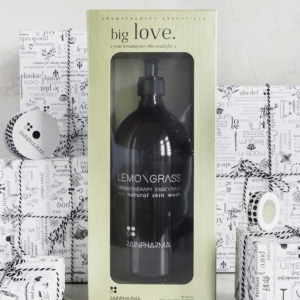 Skin Wash Lemongrass 1000ml – Big Love