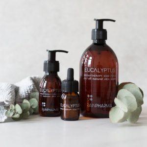 Eucalyptus Skin Wash
