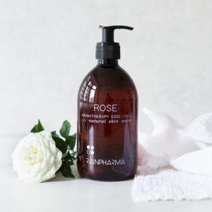 Rose Skin Wash 500ml