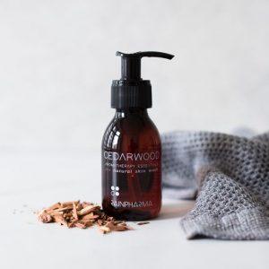 Cedarwood Skin Wash