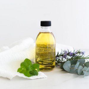 Revitalizing Foot Bath Oil 200ml