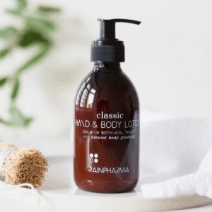 Hand & Body Lotion – Calming Botanical Touch